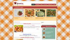Il blog per tutti gli appassionati di cucina del network Fair Magazine!    www.ricettablog.it