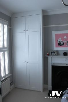 Fitted Wardrobes and other Built-in furniture best in London. We specialised in Fitted Bedrooms, Alcove Cupboards, bookshelves and other Fitted Furniture Alcove Wardrobe, Corner Wardrobe, Diy Wardrobe, Wardrobe Doors, Bedroom Wardrobe, Wardrobe Design, Home Bedroom, Bedrooms, Build In Wardrobe