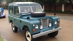 1973 Land Rover Series 3