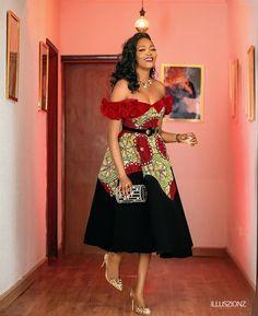 African Formal Dress, African Dress, Formal Dresses, Aso Ebi Styles, Ankara Styles, Women's Fashion Dresses, Ankara Fashion, Africa Fashion, Wedding Styles