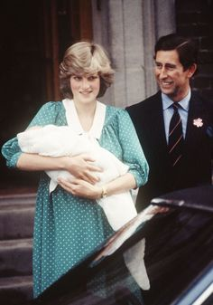The late Princess Diana gave birth to first son Prince William June 21, 1982.  Happy Birthday Prince William.