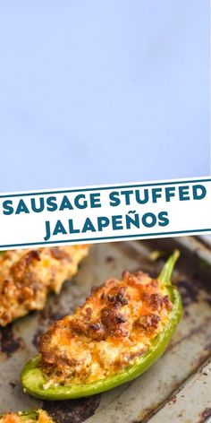 This appetizer recipe is going to be a fan faovrite! You will love how delicious and simple these are. Sausage Stuffed Jalapenos, Appetizer Recipes, Appetizers, Easy Meals, Simple, Food, Essen, Appetizer, Easy Dinners