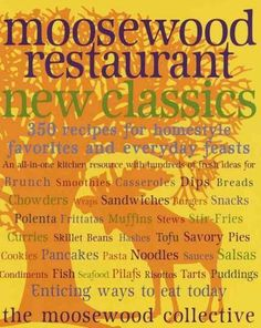 Not since their phenomenally successful Moosewood Restaurant Low-Fat Favorites has Ithaca, New Yorks, famed Moosewood Collective assembled such a comprehensive and appealing group of recipes -- all br