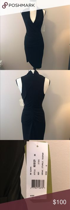 Nicole Miller Artelier Blk Dress Perfect little black dress for a night in the town, NWTS, never worn before! Nicole Miller Dresses