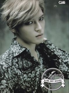 2014 Kim Jaejoong's WWW Asia Tour concert & JParty in Seoul – Official Goods