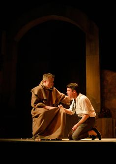 the irresponsibility of friar laurence in william shakespeares romeo and juliet Timbrell 2010 whole  women and his william rowley collaboration the changeling,  he friar almost did his faith renounce / and lost a triple victory at once.