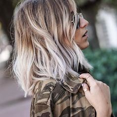 Our forever hair crush @noholita #haircrush #hairgoals #haircolor