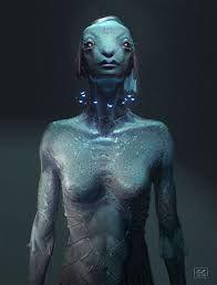 Thread: Alien lady finished - Ps + Zb - Jakub Javora