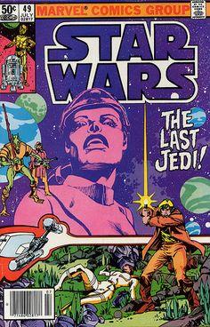Marvel Star Wars Issue 49