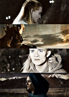 My whole reason for watching lord of the rings...Legolas <--- Not really my whole reason, but he is my favorite!