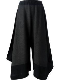 Issey Miyake Calça pantalona