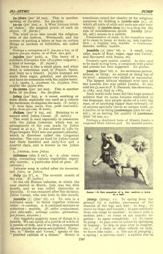 The Waverley pictorial dictionary  Jump - A fine snapshot of a dog making a jump at a ball.