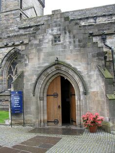 Church of the Holy Rude, Stirling, Scotland