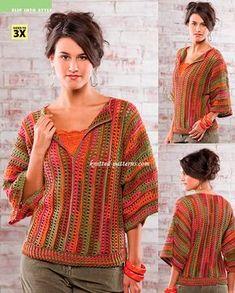 Free Crochet Pattern Camille Top