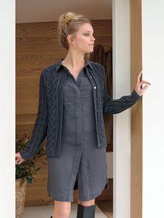 Kim Hargreaves Embrace | Knitting Patterns | Rowan English Yarns Online Store
