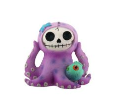 Octopus Furry Bones figurine! I got the same one at home :D
