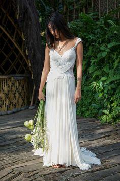 Vestido de noiva | Coleção Nouveau por Giselle Nasser - Portal iCasei Casamentos