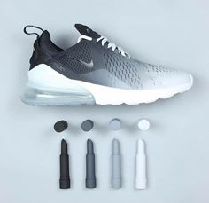 50fc1fe14    Visit   Explore our Black Nike Air Max 270 custom sneakers. Love custom  trainers or looking for black Nike trainers  Then these black aesthetic  custom ...