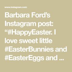 "Barbara Ford's Instagram post: ""#HappyEaster. I love sweet little #EasterBunnies and #EasterEggs and even #EasterCandy! But they serve to remind me of the…"" Easter Candy, Easter Eggs, Happy Easter, Ford, Watercolor, Math, My Love, Sweet, Instagram Posts"