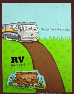 RV Road Trip - Eyes on the Road