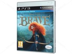 Brave the Video Game PS3 Game - eZmaal.com