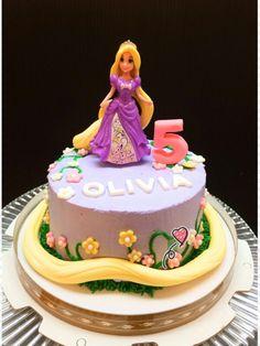 Repunzel cake Más
