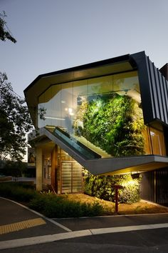 The Adelaide Zoo ~ Entrance by Studio Hassell.