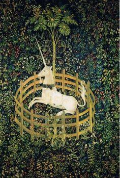 Caccia all'unicorno, ciclo di arazzi realizzato tra il 1495 e il 1505