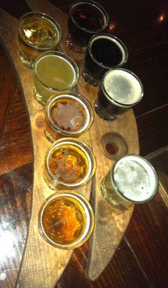 Beer Sampler - Blue Moon, Savannah GA Beer Sampler, Blue Moon, Savannah Chat, Charleston, Full Moon