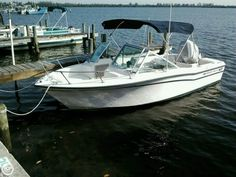 1988 Grady-White 190 tournament in excellent condition! Well maintained and ready to hit the water!
