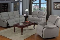 Awesome Grey Microfiber Sofa Set , Magnificent Grey Microfiber Sofa Set 96  In Sofa Table Ideas