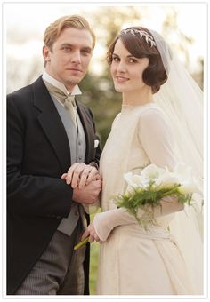 Matthew and Mary (Downton Abbey)