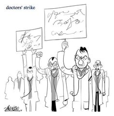 Why doctor's don't strike