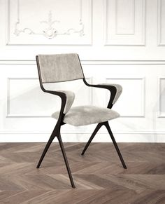 PART ONE: Maison & Objet Paris Two Thousand Fifteen  |  Vienna dining chair by Tom Faulkner.