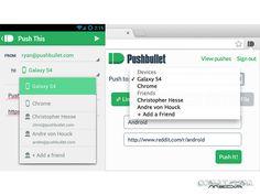 MIGUEL BAIGTS. Pushbullet es una aplicación que desde el año pasado tuvo mucho auge. Te da la posibilidad de  sincronizar todos tus dispositivos para poder pasar imágenes, URL's, archivos, etc. Incluso permite disponer de todas las notificaciones que llegan al teléfono desde la computadora. www.consultingmediamexico.com #miguelbaigts  #redessocialesMIGUEL BAIGTS TE PLATICA SOBRE PUSHBULLET2