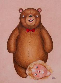 Teddy killer