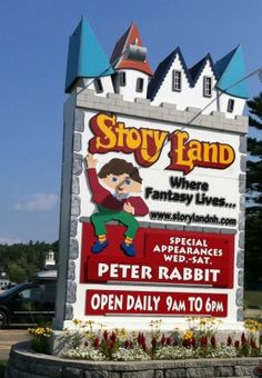 Our trip to Story Land in Glen, New Hampshire {our tips} @Four Generations One Roof