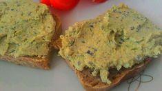 Pažítková pomazánka z tofu syra Tofu, Avocado Toast, Quiche, Muffin, Gluten Free, Vegetarian, Breakfast, Diet, Glutenfree