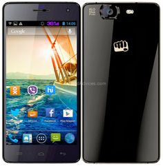 Micromax Canvas Knight A350 Android Smartphone