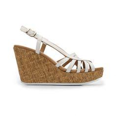 20302 - Blanco #shoes #zapatos #fashion #moda #goflexi #flexi #clothes #style #estilo #summer #spring #primavera #verano