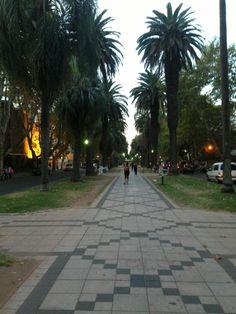 Boulevard Oroño en Rosario, Santa Fe