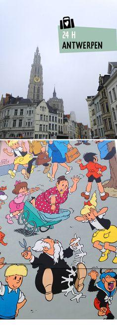 Citytripp // 24h Antwerpen // Übernachtung // Cafés // Shops // Ein Stück vom Glück