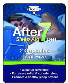 Need some sleep assistance? Try After 7pm and see if it helps you get a good night's sleep without feeling hungover in the morning. Don't waste your money on products that don't work! Try it before you buy it – and maybe enjoy some solid zzz's too. http://ifreesamples.com/need-little-sleep-assistance/