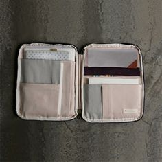 Note Pouch v3- I also need another pouch organizer because I need millions of organizers