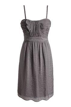 robe en tissu brillant délicat -esprit 119,95