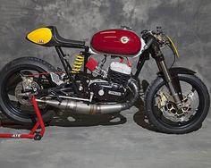 Bultaco Mercurio 125 Cafe Racer Clandestina – XTR Pepo