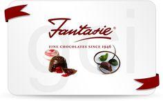 Fantasie Chocolates Gift Voucher
