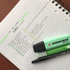 Studyblr #studyblr #study #tumblr #pastel #stabilo #stabilopastel #resaltador