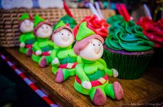 Peter Pan birthday party favors! See more party ideas at CatchMyParty.com!