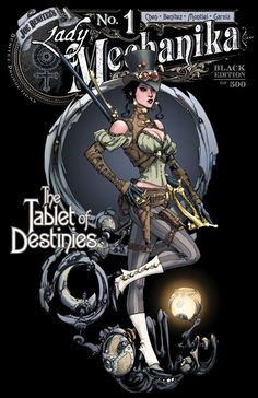 Lady Mechanika: The Tablet of Destinies (2015) - BD, informations, cotes